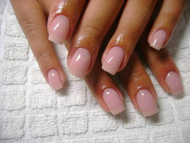 Make-Up farbe nails salon