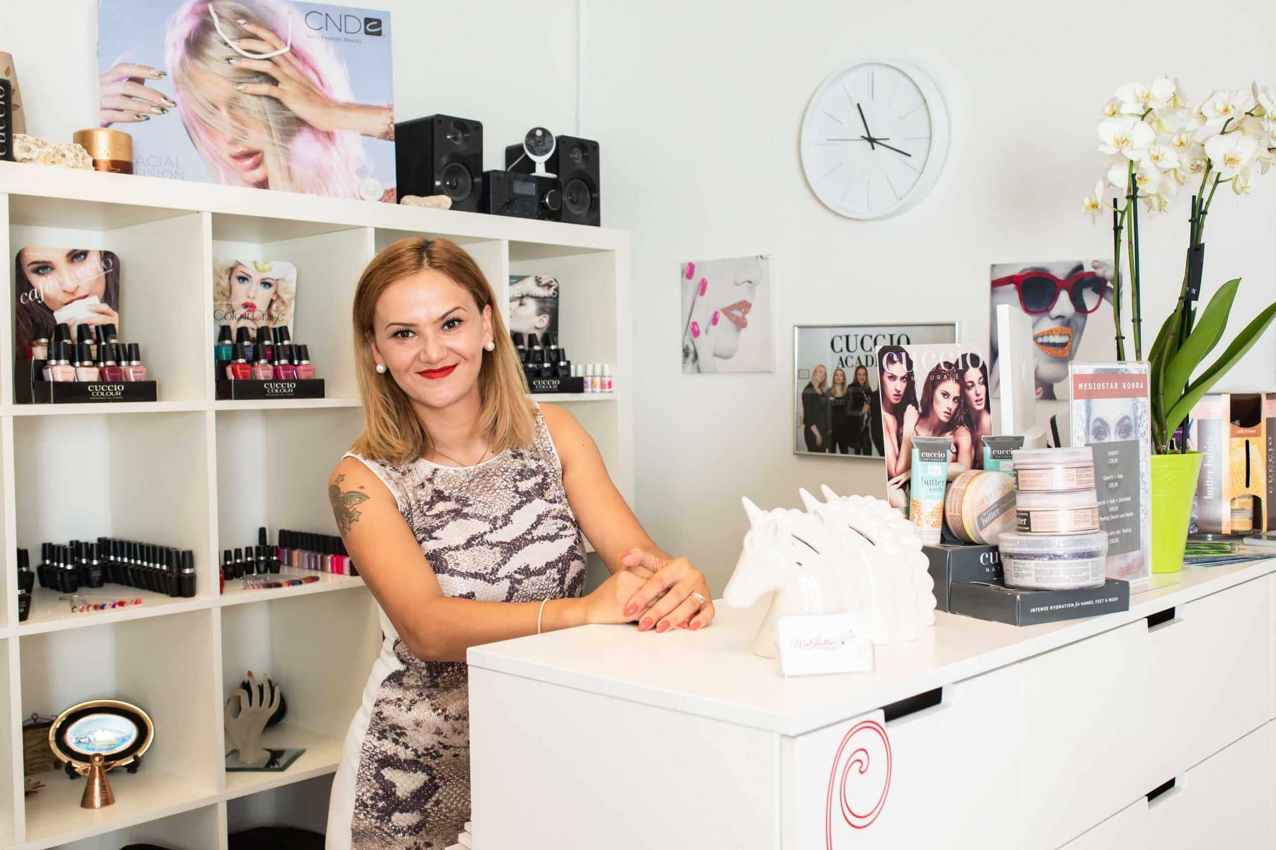 Ma Jolie|Beauty Studio