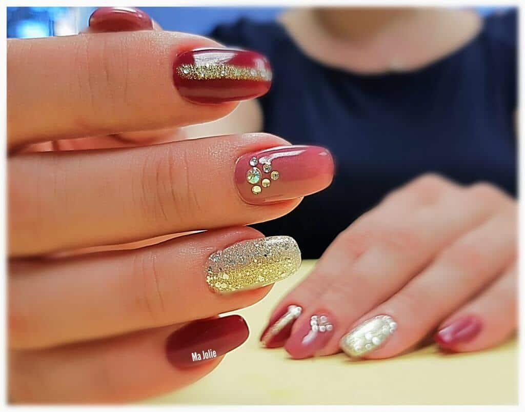 Set Nail-Art nagel studio