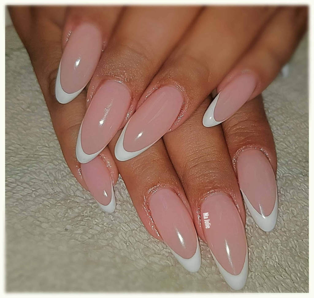 Set Stiletto Gel Nägel